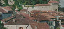 Rooftops of Aubeterre